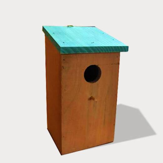 Wooden bird house,nest and cage size 12x 12x 23cm 06-0008 Wooden bird house,nest and cage size 12x 12x 23cm 06-0008