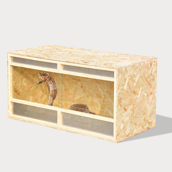Wooden Reptile Cage Pet Reptile Furniture