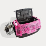 Pet Airbox Travel Carrier PP Plastic Cage More Color