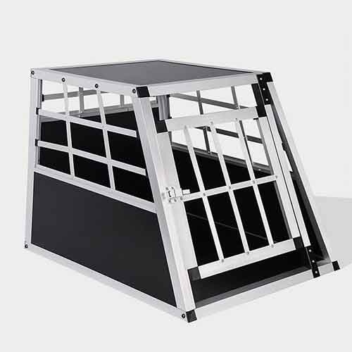 Small Single Door Dog cage 65a 60cm 06-0766
