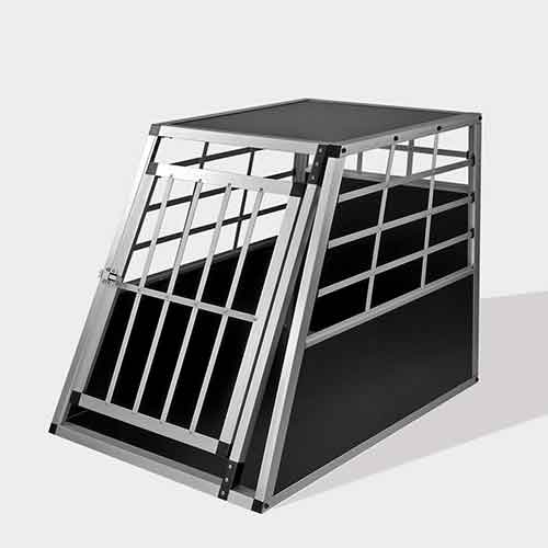 Large Single Door Dog cage 65a 77cm 06-0767