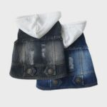 Trendy Denim Dog Clothes 06-0208