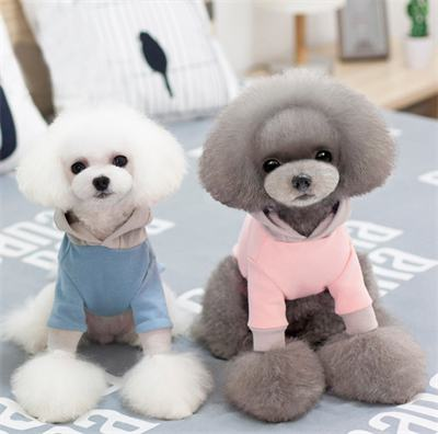 Pure Cotton Winter Warm Dog Clothes Hoodie 06-0210