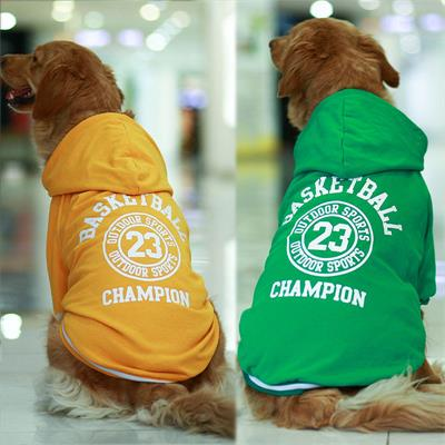 Big Dog Clothes: Clothing New Print Sports Hoodie 06-1010