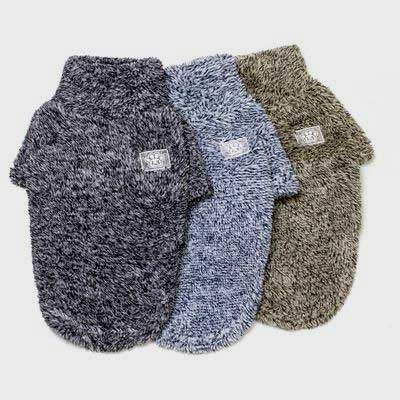 Thickened Pet Clothes: High Collar Warm Comfortable 06-1048