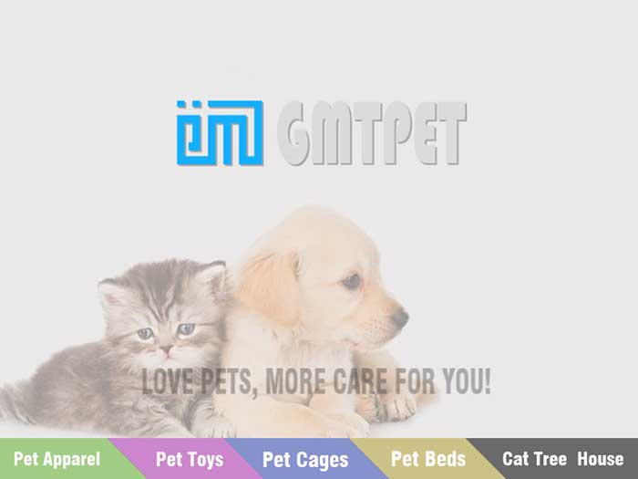 pet products GMTpet