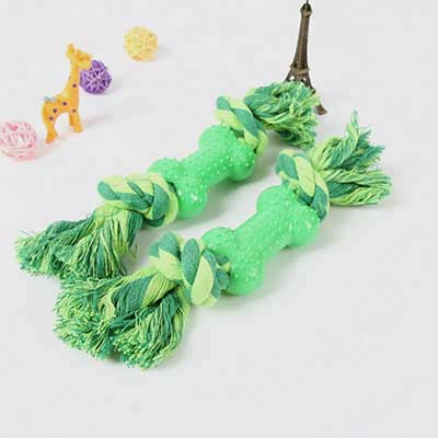 Eco-friendly Type Rope: Dog Toy Pet Chew Toy 06-0626