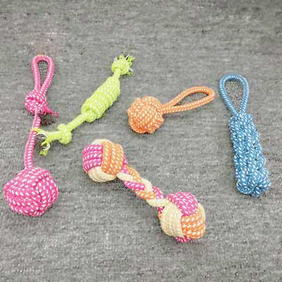 Pet Combined Cotton Rope: Suit Cheap Dog Chewing Toys 06-0635