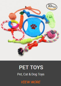 PET DOG CAT TOYS