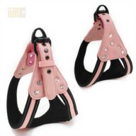 Dog Harness: Collar & Pet Harness Factory GMTPET Pet factory wholesale Pet dog car harness for girls 109-0007 GMTPET Pet factory wholesale Pet dog car harness for girls 109-0007