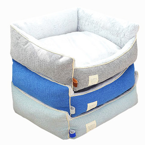 Dog Bed Custom Non-slip Bottom Indoor Pet Pads Cozy Sleeping Orthopedic Dog Bed