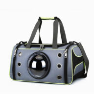 Factory Direct New Pet Handbag Breathable Cat Bag Outing Portable Dog Bag Folding Space Pet Bag Pet Products Dog Bag & Mat: Pet Products, Dog Goods